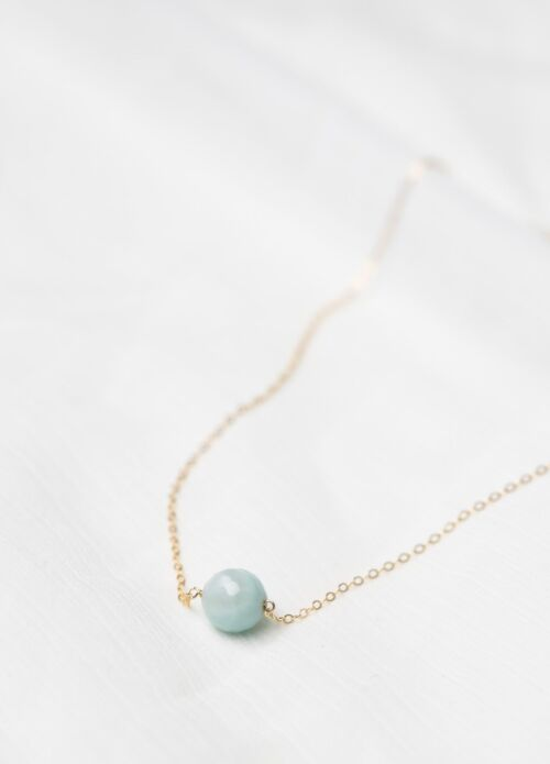 New Vintage by Kriss Petite Coco – amazonite