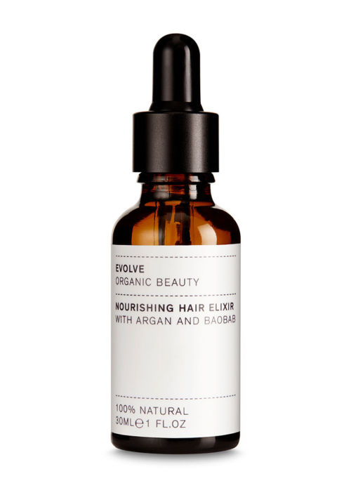 EVOLVE BEAUTY JUUKSEELIKSIIR ARGAN-BAOBAB 30ML