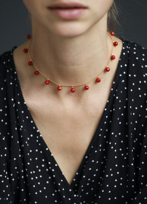 New Vintage by Kriss Choker – coral