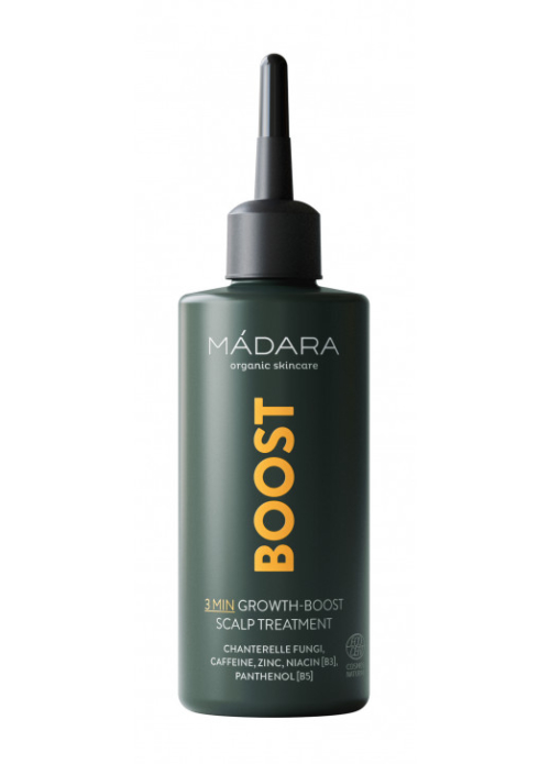 Madara Juukseseerum 3 Min Growth-Boost Scalp Treatment 100ml