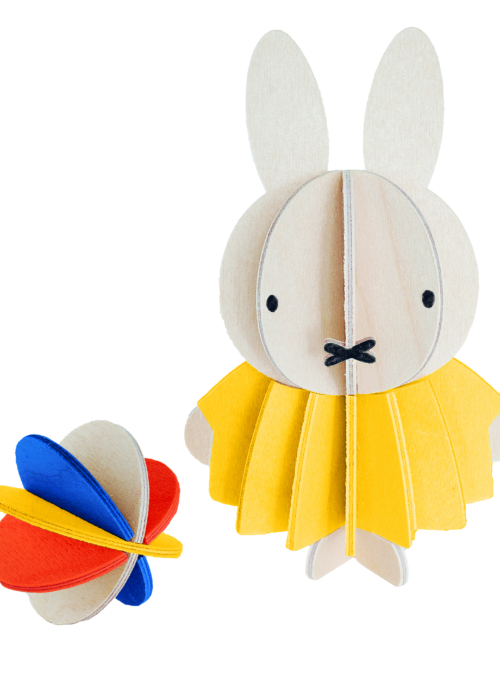 "3D pusle ""MIFFY"""