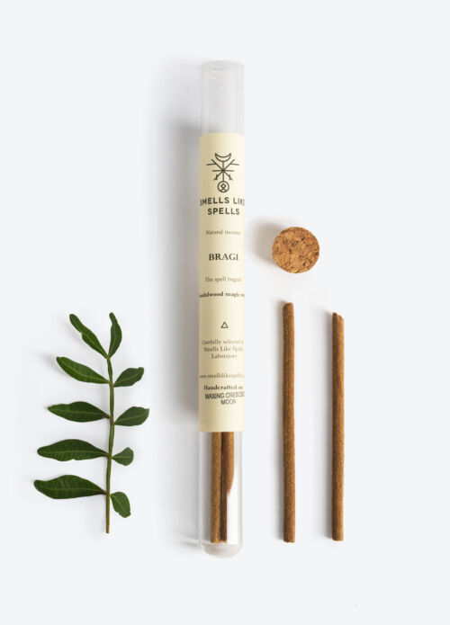 NATURAL INCENSE BRAGI 5tk (Sandalwood)