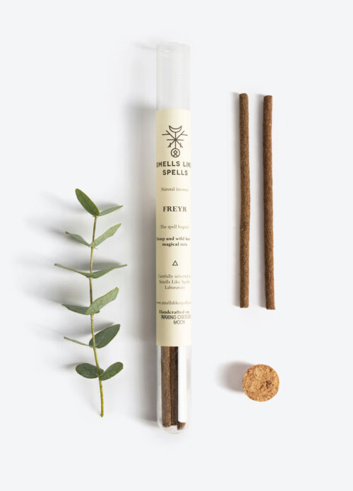 NATURAL INCENSE FREYR 5tk (Hemp)
