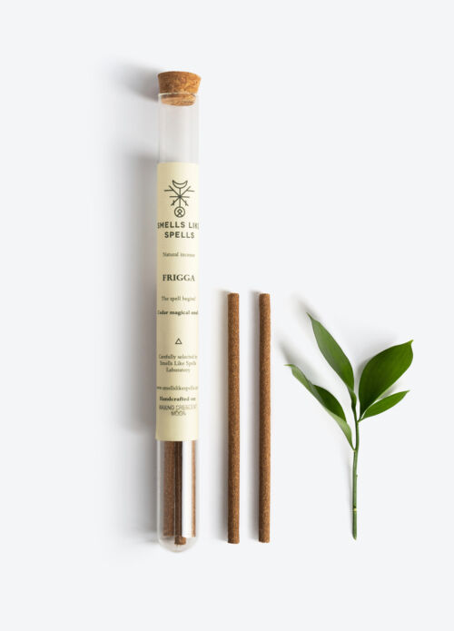 NATURAL INCENSE FRIGGA 5tk (Cedar)