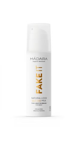 "Madara ""Fake it"" isepruunistav kehapiim 150ml"