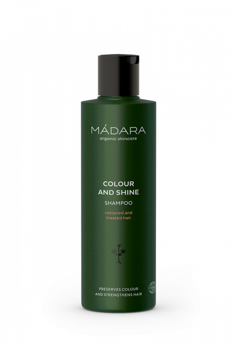 "Madara šampoon ""COLOUR AND SHINE"" 250ml"