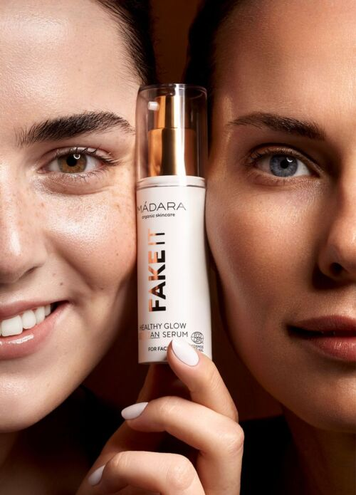 Madara Fake It Healthy Glow Self Tan Serum (näole)