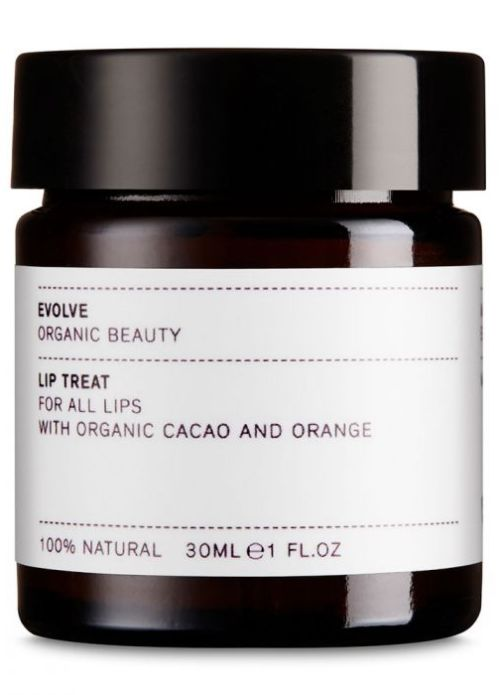 EVOLVE BEAUTY HUULEPALSAM CACAO-ORANGE 30ML