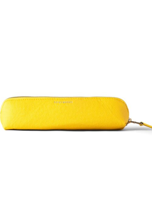 printworks Pencil case – Yellow Small (pinal, kollane)