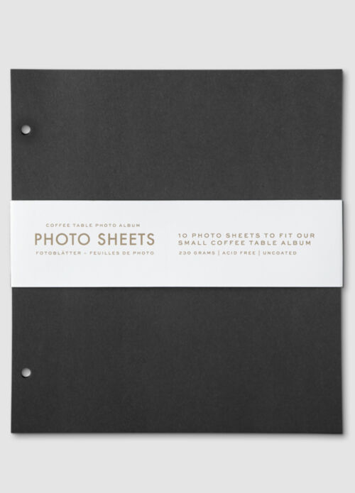 Photo Album – 10-pack Refill Paper