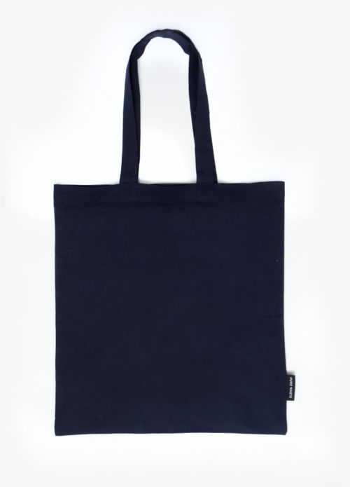Pure Waste Navy Canvas Bag