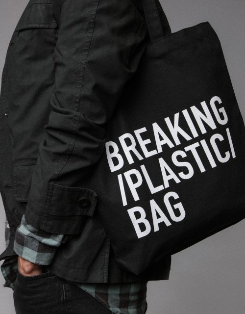 "Kandekott ""Breaking / plastic / bag"""