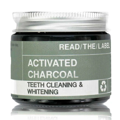 ACTIVATED CHARCOAL TEETH CLEANING 45g