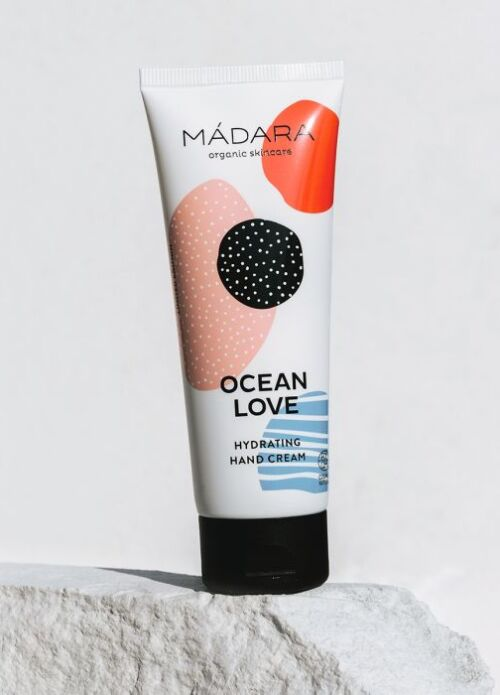 Madara Ocean Love Hydrating Hand Cream 75ml
